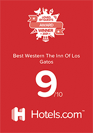 2021 Hotels.com Loved by Travelers Award